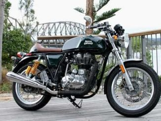 Royal Enfield Continental 500 GT