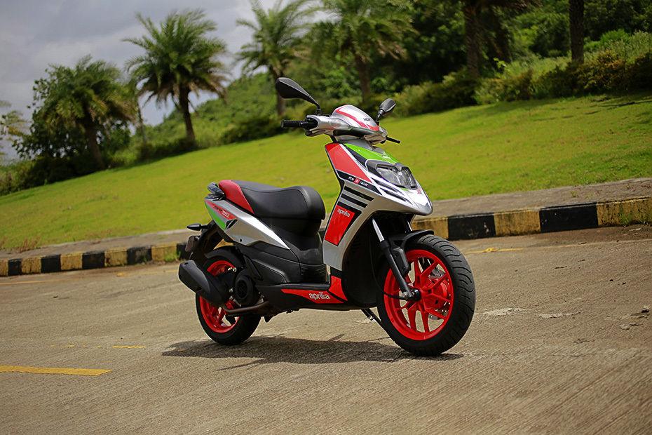 Aprilia SR 150 Price in India, Mileage, Colors & Specs ...